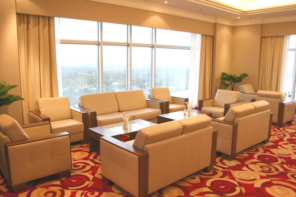 Windows On Kuching Lounge