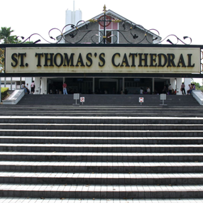 ST. Thomas's Cathedral
